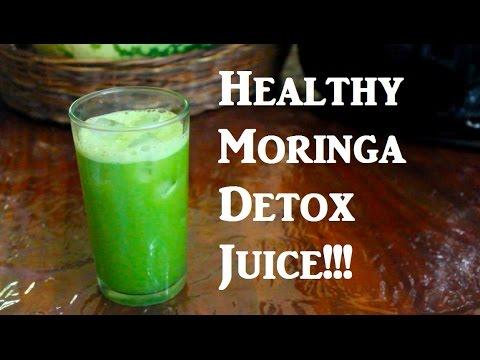 Moringa juice recipe – Kidney Cleanse